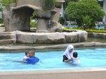 マレーシア、クアンタンのプール