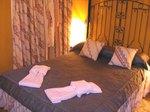 ウルグアイ、世界遺産の町コロニアのホテル客室