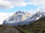 チリ、パタゴニアのパイネ国立公園