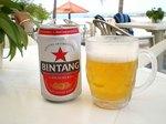 インドネシア、ビンタン・ビール