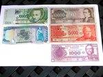 パラグアイの紙幣