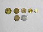 パラグアイの硬貨