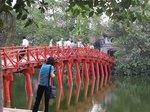 ベトナム、ハノイの玉山祠