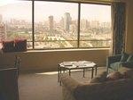 チリの首都サンチアゴのハイアットホテル